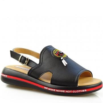 Sandały damskie AG101 CZL